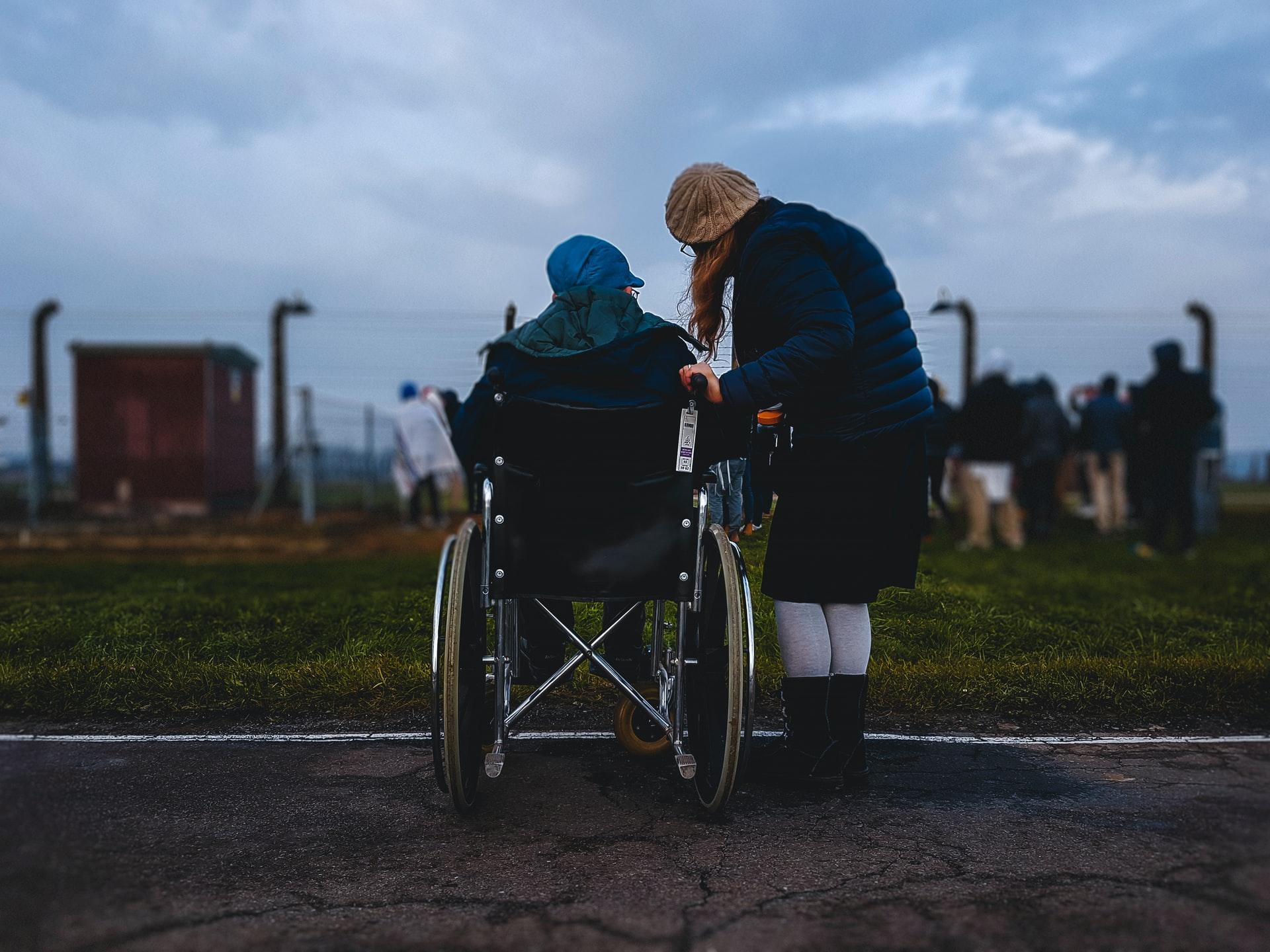 Rullstolen har förändrat många liv